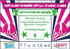 Victory for Gymnasts in NSSP Virtual Games!
