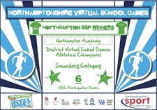 Virtual Athletics Winners