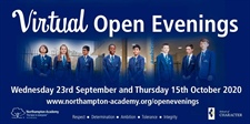 Virtual Year 6 Open Evenings