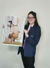 Artists Win First and Second Place in United Learning's International Art Competition