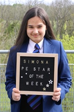 PE Star Of Week
