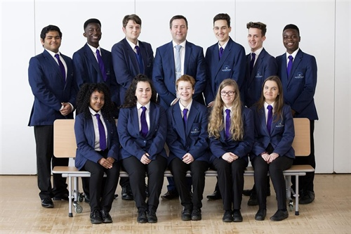 New Prefects Appointed