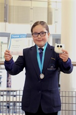 Student Raises Over £500 for Parkinson's UK