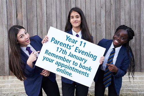 Year 11 Parents' Evening