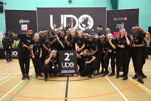 Street Dance Competition Success!