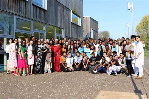 Sixth Form Celebrate Cultural Awareness