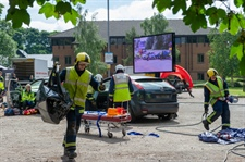 Car Crash Careers Day