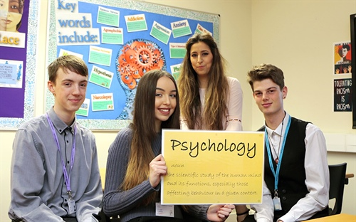 Year 12 Students Attend Mental Health Conference
