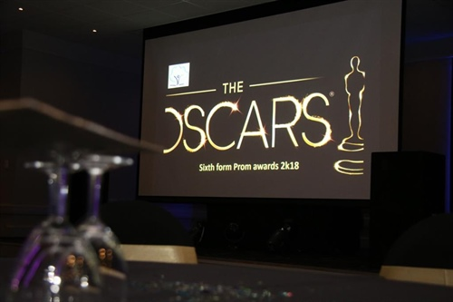 A Night at 'The Oscars'
