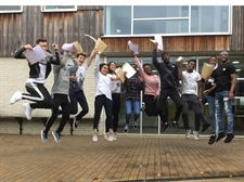 A* and Cambridge Success on A Level Results Day!