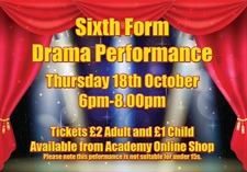 Sixth Form Drama Performance
