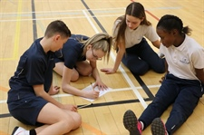 Sports Leaders Work Towards Recognised Qualification