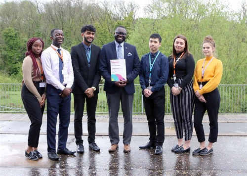 Northampton Academy Wins International School Award