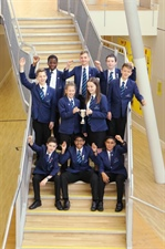 Nucleus STEM10 Team Win Young Scientists/Engineers Award