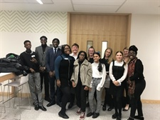 Nucleus VI Students attend 'MedSuccess' Day at University of Leicester