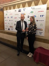 Abbie Scoops Sports Leader of the Year Award