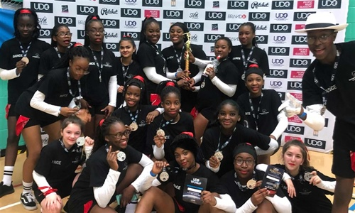 NADT Win the UDO Dance Competition